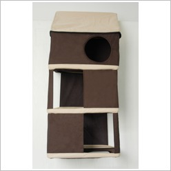 Bono Fido - Cat Tower Size: Large - Cat Trees & Scratching Posts