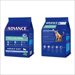 Advance - Advance Adult Cat Total Wellbeing Food - Fish Size: 1.5 kg - Pet Food, Health and Wellbeing