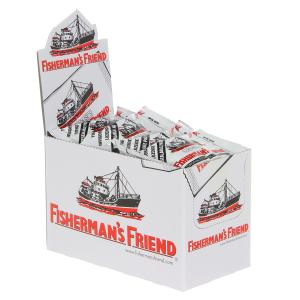 25g x 24 pack Fishermen's Friend Extra Strong Menthol