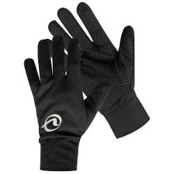 SportHill SwiftPro Gloves (For Men and Women) - BLACK ( M )