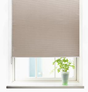 60 x 210 cm Soho Block Out Roller Blind - Taupe