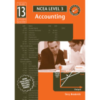 SG Year 13 NCEA Accounting Study Guide