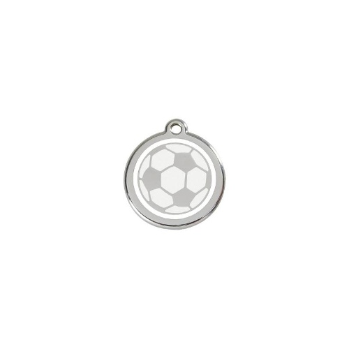 Stainless Steel ID-Tag Soccer Ball LGE