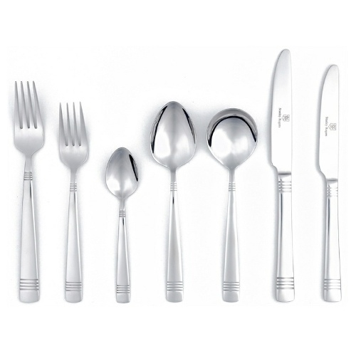 Oxford Mirror 56 Pieces Cutlery Set by Stanley Rogers   56 Piece Cutlery Set by Stanley Rogers