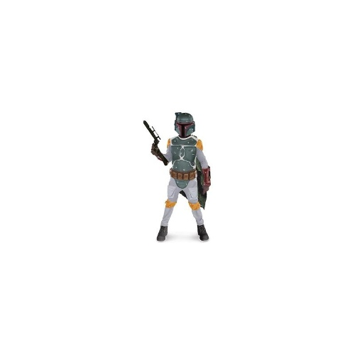 Star Wars: Boba Fett Child Costume Large