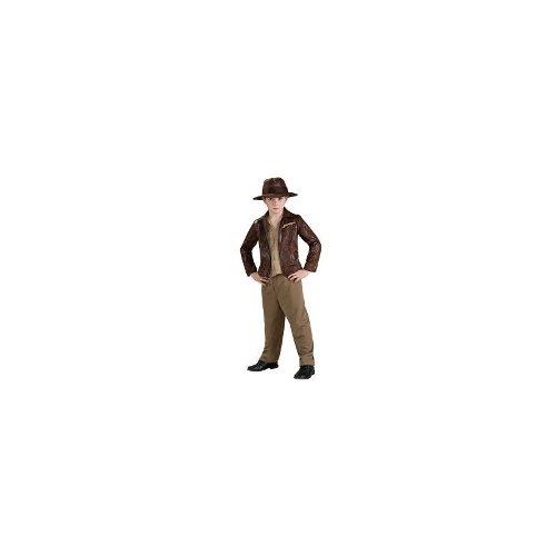 Indiana Jones Deluxe Child Costume Large