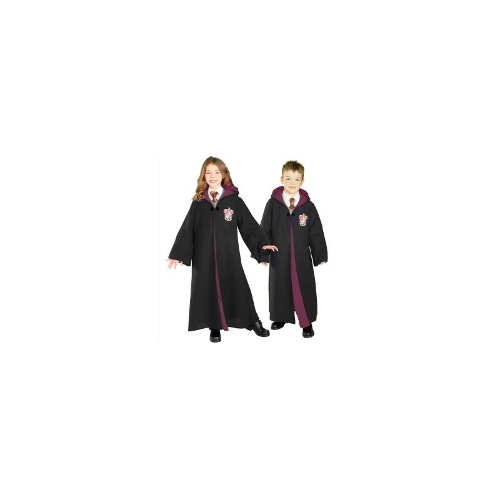 Harry Potter Deluxe Gryffindor Robe Child Costume Small