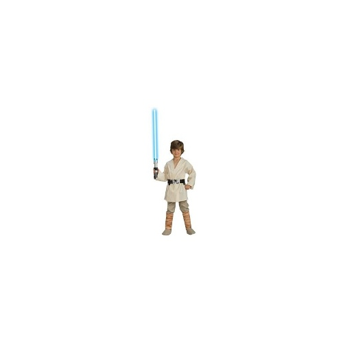 Star Wars Luke Skywalker Deluxe Child Costume Small