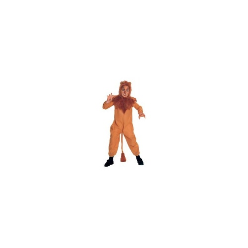 The Wizard of Oz Cowardly Lion Child Costume Large