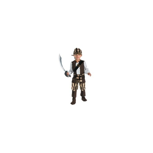 Rogue Pirate Toddler Costume 2T