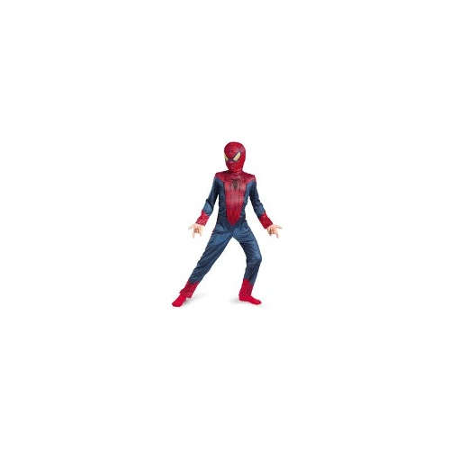 The Amazing Spider-Man Classic Toddler Costume 3-4T