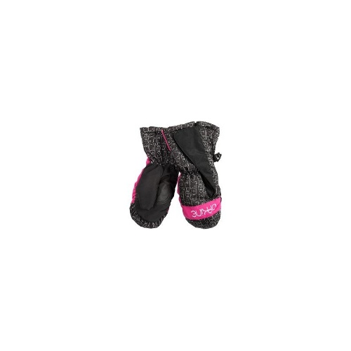 DaKine Brat Mittens - Insulated (For Toddlers) - BLACK ( L )