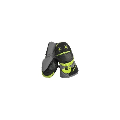 DaKine Scrambler Mittens - Waterproof, Insulated (For Toddler) - PENGUIN ( L )
