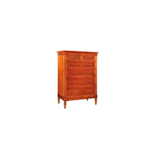 Westminster French 6 Drawer Chest - 90cm