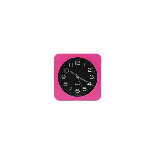 Fuschia Table Alarm Clock