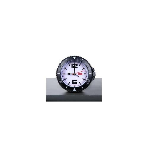 Black Watch Table Alarm Clock