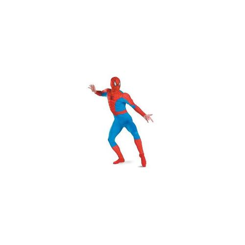 The Amazing Spider-Man Muscle Chest Adult Costume XL