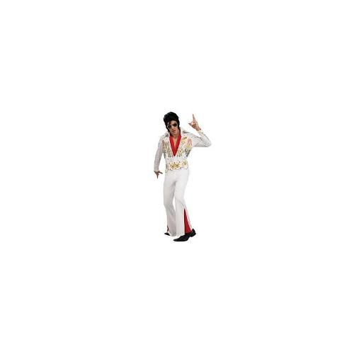 Elvis Deluxe Adult Costume Large