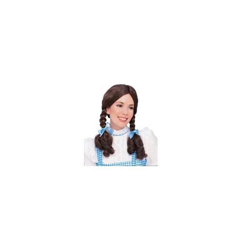 Wizard of Oz Dorothy Costume Wig. Adult