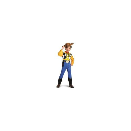 Disney Toy Story-Woody Classic Child Costume 3-4T