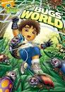 Go Diego Go Its A Bugs World G Dvd