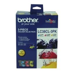 LC38 Colour Value 3 Pack