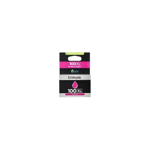 Lexmark 100XL High Capacity Magenta Ink