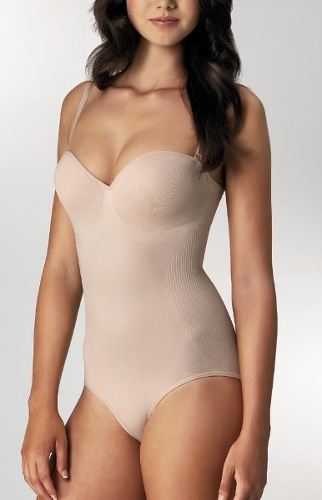 Triumph Shape Sensation Body Suit with Underwire Bra