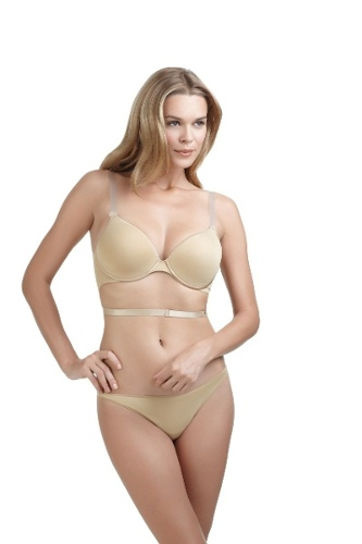 Le Mystere Dos Nu Strapless/Evening Bra