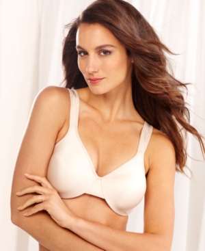Olga Bra, Suddenly Smooth 2-Ply Back Smoother Underwire Bra 35281