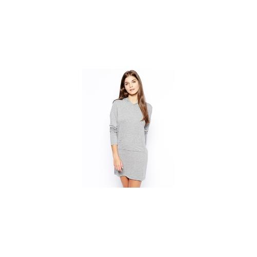 ASOS Sweat Lounge Hoody Dress
