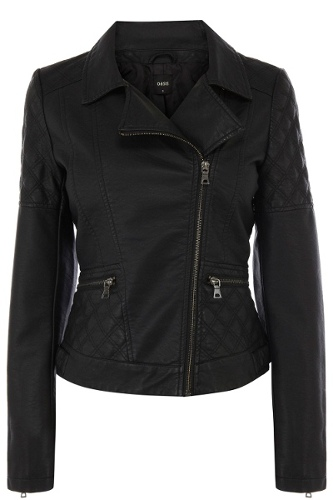 The Sienna Faux Leather Jacket