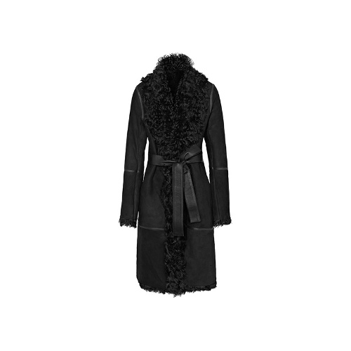 Reiss Colberg SHEEPSKIN COAT