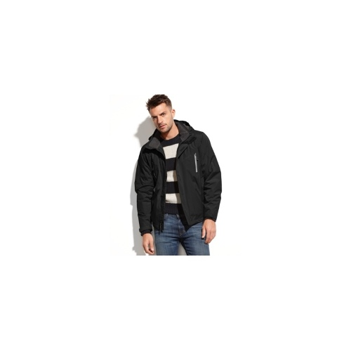Hawke & Co Big and Tall Jacket, Pro Defender Midweight Fleece Lined Jacket