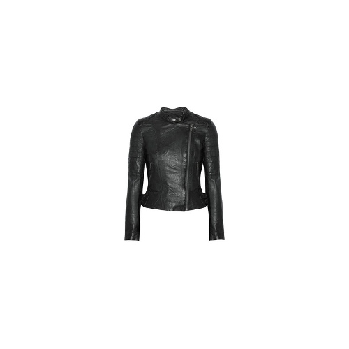 Abila quilted leather jacket