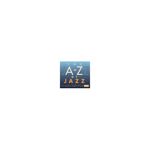 The A-Z Of Jazz - CD
