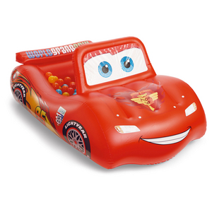 Cars 2 Mcqueen Ball Pit With 50 Balls