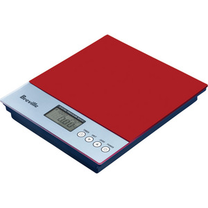 Breville Kitchen Scale - Red