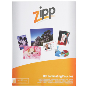 Hot Laminating Pouches A4 Size Pack x100