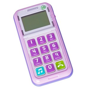 LeapFrog Violet Chat & Count Mobile Phone