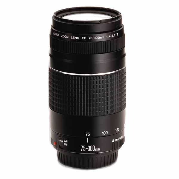 Canon EF 75-300mm f4-5.6