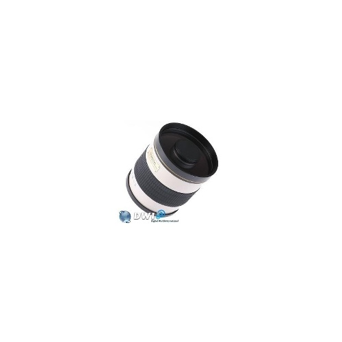 FREE SHIPPING: Samyang 500mm F6.3 Mirror with T-mount adapter Lenses & Hood with 1 YEAR AUSTRALIAN WARRANTY