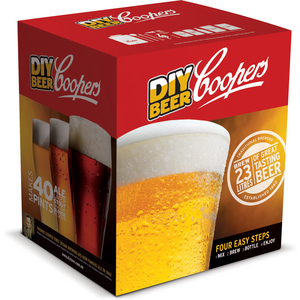 Coopers DIY Home Brewing - Kit