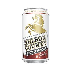 30 x Nelson County Bourbon & Cola Cans 10 pack