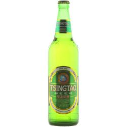 12 x1 Tsingtao Beer 640mL