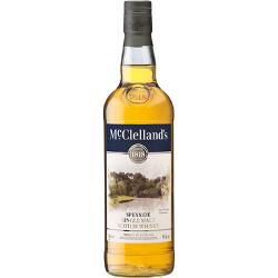 McClelland's Speyside Single Malt Scotch Whisky