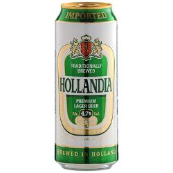 24 x1 Hollandia Beer 500mL