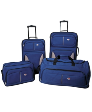 American Tourister Fieldbrook 4-Piece Luggage Set