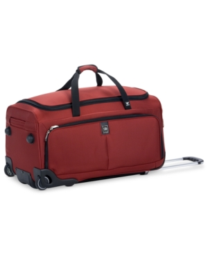 """CLOSEOUT! Delsey Rolling Duffel, 28"""" Helium Ultimate"""