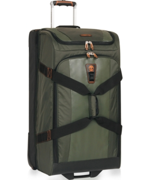 """Timberland Rolling Duffel, 30"""" River Valley"""